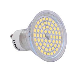 YWXLight® GU10 LED Spotlight 60 SMD 2835 540 lm Warm White Cold White AC 220-240 V
