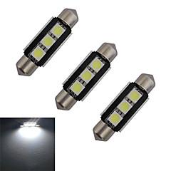 preiswerte LED-Birnen-60-70 lm Girlande Lichtdekoration 3 Leds SMD 5050 Kühles Weiß DC 12V
