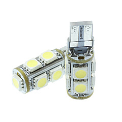 cheap LED Car Bulbs-T10  149  W5W LED 2.5W  Blue/Red/Warm White/Green/Yellow/White 9X5050SMD 120LM   for Car Light Bulb  (DC12-16V)