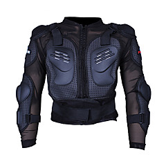 cheap Motorcycle & ATV Accessories-PRO-BIKER P-13 Motorcycle Racing Jacket Motocross Full Body Armor Spine Chest Enhanced Thickening