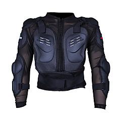 abordables Ropa de Protección-pro-biker p-13 chaqueta de carreras de motociclismo motocross armadura de cuerpo completo espina pecho mejorado engrosamiento