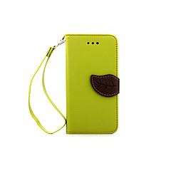 Для Кейс для iPhone 7 / Кейс для iPhone 7 Plus / Кейс для iPhone 6 / Кейс для iPhone 6 Plus / Кейс для iPhone 5Кошелек / Бумажник для