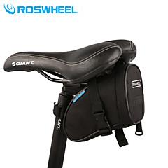 ROSWHEEL® 自転車用バッグ 1.2L自転車用サドルバッグ 多機能の 自転車用バッグ 600Dリップストップ サイクリングバッグ レジャースポーツ / サイクリング 15.5*9*8
