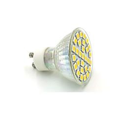 preiswerte LED-Birnen-10-12 lm GU10 LED Spot Lampen C35 29 Leds SMD 5050 Warmes Weiß Kühles Weiß Wechselstrom 220-240V