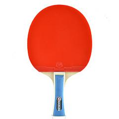 お買い得  卓球-2星印 テニスラケット Ping Pang ラバー ロングハンドル