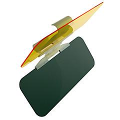 abordables Protección Ocular-Automotor Parasoles y visores para coche Viseras del coche Para Universal El plastico