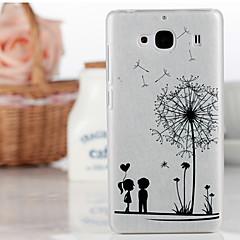 Для Кейс для Mi С узором Кейс для Задняя крышка Кейс для Одуванчик Твердый PC для Xiaomi
