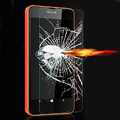Ultra Thin HD Clear Explosion-proof Tempered Glass Screen Protector Cover for Microsoft Lumia 640