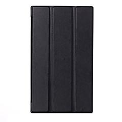 preiswerte Tablet-Hüllen-Hülle Für Asus Ganzkörper-Gehäuse / Tablet-Hüllen Solide Hart PU-Leder für