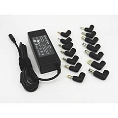abordables Adaptadores para Portátil-max 90w adaptador de corriente de 9 V 20v 19v 19.5v 18.5v 12v ac auto universal para el asus acer dell lenovo thinkpad sony toshiba