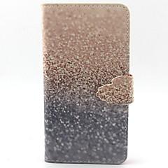 Mert Samsung Galaxy tok Kártyatartó / Állvánnyal / Flip / Mágneses / Minta Case Teljes védelem Case Színátmenet Műbőr Samsung A5 / A3