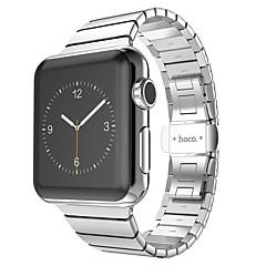 abordables Accesorios para Apple Watch-hoco® gran serie 2 punteros de acero inoxidable de metal correa suave de 42mm iWatch