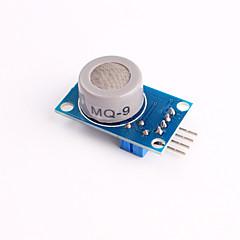 Χαμηλού Κόστους Μονάδες-MQ-9 συν εύφλεκτο αισθητήρα αερίου μονοξειδίου του άνθρακα ανίχνευση μονάδα συναγερμού για Arduino