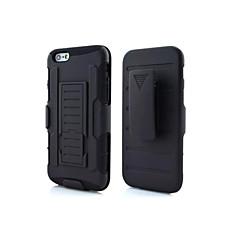 Для Кейс для iPhone 6 Plus Защита от удара Кейс для Задняя крышка Кейс для Один цвет Твердый PC для AppleiPhone 7 Plus / iPhone 7 /