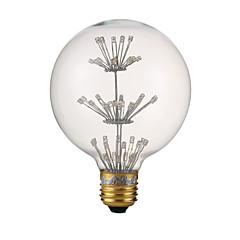 preiswerte LED-Birnen-3W 240lm LED Kugelbirnen G80 47 LED-Perlen Dip - Leuchtdiode Warmes Weiß 220-240V