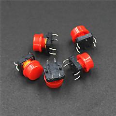 elektromos vezérlés 4 tűs nyomógomb Kapcsolótáblák elektromos (5db)