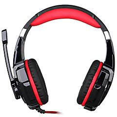 voordelige PS4-headsets-# - P4-HS0001 - Nieuwigheid - ABS / Nylon - PS/2 / USB - Koptelefoons - PS4 / Sony PS4 - PS4 / Sony PS4
