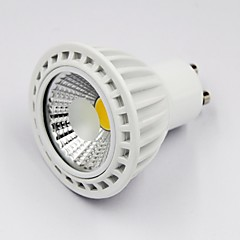 6W E14 GU10 E11 E26/E27 Spot LED G50 1 diodes électroluminescentes COB Intensité Réglable Décorative Blanc Chaud Blanc Froid Blanc Naturel