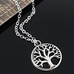 Women's Pendant Necklaces Chain Necklaces Vintage Necklaces Alloy Fashion Costume Jewelry Jewelry For Party Daily Casual