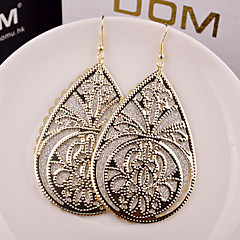 Women's Drop Earrings Costume Jewelry Alloy Jewelry For Wedding Party Daily Casual