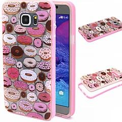 Для Samsung Galaxy Note Защита от удара / С узором Кейс для Задняя крышка Кейс для Мультяшная тематика TPU Samsung Note 5