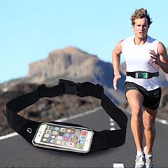 sport kocogás derék esetben öv futó táska iPhone 6 / 6s és egyéb telefonok alatti 4,7 hüvelykes (vegyes színek)
