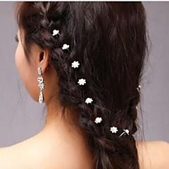 Palillos de Pelo / Horquillas para el pelo ( Perla / Legierung ) - Fiesta / Diario