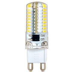 Χαμηλού Κόστους Λαμπτήρες LED-ywxlight® 6w g9 οδήγησε φώτα bi-pin 72 smd 3014 500-550 lm ζεστό λευκό κρύο λευκό διακοσμητικό ac 220-240 v