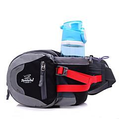 abordables Bolsas para Fitness-Cinturón para Botella Bolsa de cinturón Riñoneras para Camping y senderismo Escalada Ciclismo / Bicicleta Running Bolsas de Deporte