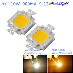 youoklight® 900mA podłubać 10w 820-900lm ciepłe białe światło / chłodne białe światło zintegrowany moduł LED (DC 9-12V)