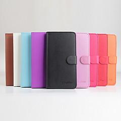 2015 nieuwe beste kwaliteit mode-pu lederen full body case met standaard voor elefoon P8000 (verschillende kleuren)