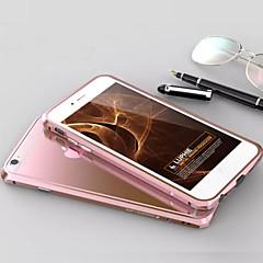 новое лезвие металлический каркас не матовое не увядает анти многоцветный границу для iphone 6plus / 6S плюс (ассорти цветов)