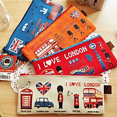 Leap in London, Oxford Cloth Bag (Random Color)