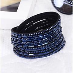 preiswerte Armbänder-Herrn / Damen Bettelarmbänder - Armbänder Blau / Rosa / 7 Farbiges LED Für Weihnachts Geschenke / Hochzeit / Party