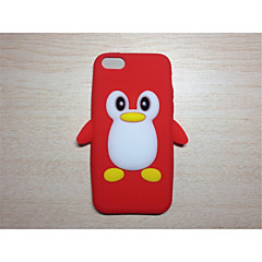 Per Custodia iPhone 5 Custodie cover Resistente agli urti Custodia posteriore Custodia Cartone 3D Morbido Silicone per AppleiPhone 7 Plus