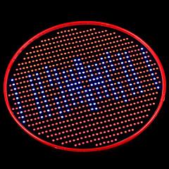 preiswerte LED-Birnen-1pc 30 W 14400-16000M E26 / E27 Wachsende Glühbirne 800 LED-Perlen SMD 2835 Rot / Blau 85-265 V / RoHs / FCC