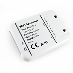 smart app kontroll wifi rgb og varmwhite controller høy kvalitet