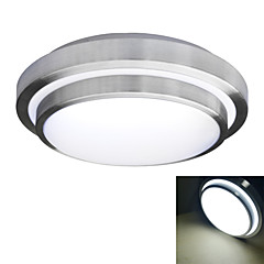 15w luces de techo led 36 smd 5730 1200lm blanco frío 6000 ~ 6500k decorativo ac 85-265v