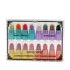 Lipsticks Nat Plak Vochtigheid 16