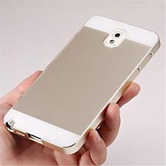 dwa w jednym kx lustro metalu marką Rama akrylowa płytka montażowa metalowa twarde etui do Samsung Galaxy Note 3