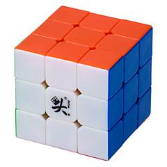 루빅스 큐브 부드러운 속도 큐브 3*3*3 속도 전문가 수준 매직 큐브 새해 크리스마스 어린이날 선물