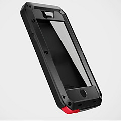 tanie Etui do iPhone 5-Na iPhone 8 iPhone 8 Plus iPhone 7 iPhone 7 Plus iPhone 6 iPhone 6 Plus Etui iPhone 5 Etui Pokrowce Woda / Dirt / Shock Proof Futerał