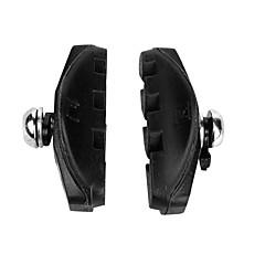 Overige - Mountain Bike / Overige / Fixed Gear Bike / Recreatiewielrennen - Fiets Remmen & Parts ( Zwart / Rood / Blauw ,rubber /