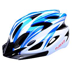 FJQXZ Heren Dames Fietsen Helm 18 Luchtopeningen Wielrennen Bergracen Wegwielrennen Recreatiewielrennen Wielrennen Wandelen Schaatsen