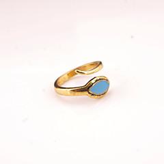 preiswerte Ringe-Damen - Aleación Schlange Europäisch, Simple Style Verstellbar Silber / Golden Für Party Alltag Normal
