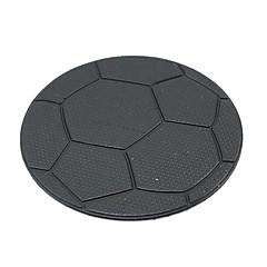 Недорогие Органайзеры для транспортных средств-ziqiao приборной панели автомобиля футбол шаблон липкий коврик коврик против скольжения, не мобильный телефон держатель GPS предметы