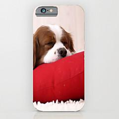 Для Кейс для iPhone 6 / Кейс для iPhone 6 Plus С узором Кейс для Задняя крышка Кейс для Животный принт Твердый PCiPhone 6s Plus/6 Plus /