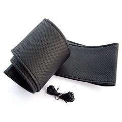 abordables Volantes y Accesorios-ZIQIAO Fundas para volante Microfibra Negro / Beige / Gris For Universal