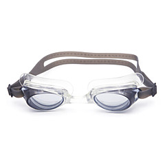 Swimming Goggles Unisex Anti-Fog Silica Gel PC White / Black / Blue Red / Gray / Blue / Dark Blue