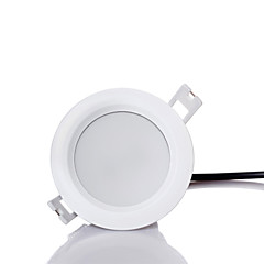 cheap Indoor Lights-ZDM 1pc  Waterproof Dimming High Quality Thickening 7W 500-600lm LED LED Downlights Beads Warm White / Cold White 220-240V